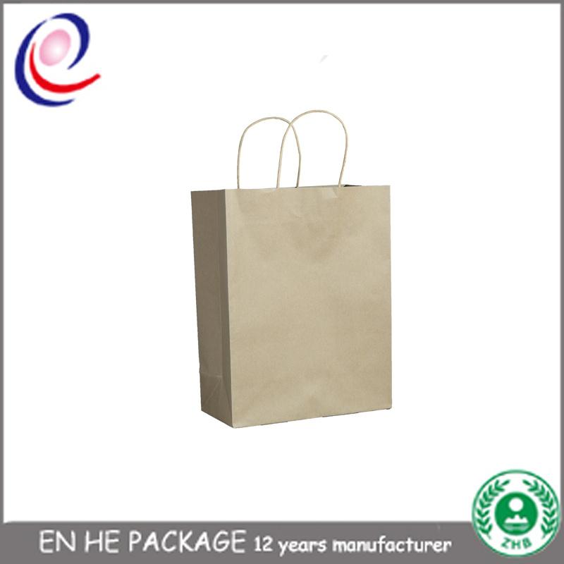 Good Price Food Paper Bag, Custom Paper Bag for Gift