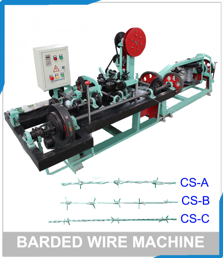 China Best Price Barbed Wire Fence Machine - China Barbed Wire ...