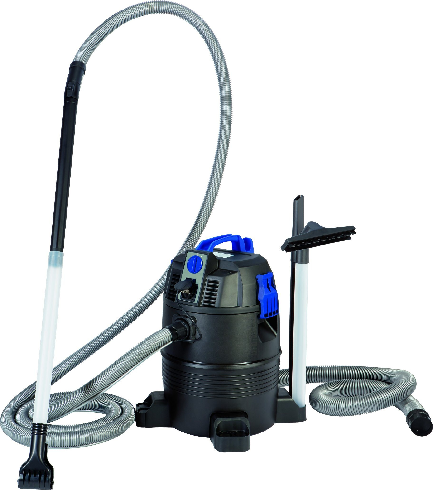 310-35L 1200W Plastic Tank Wet Dry Water Dust Vacuum Cleaner Pond Cleaner with or Without Socket