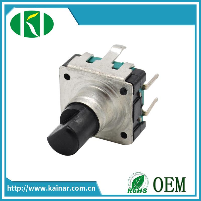Ec12-1b Audio Encoder 360 Degrees Rotary Encoder with Switch