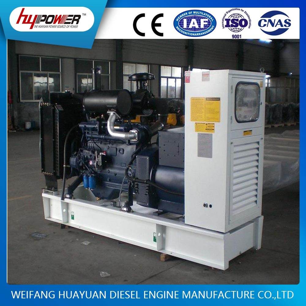 Ce Certificated 80kw/100kVA Deutz Generator Set with Good Price