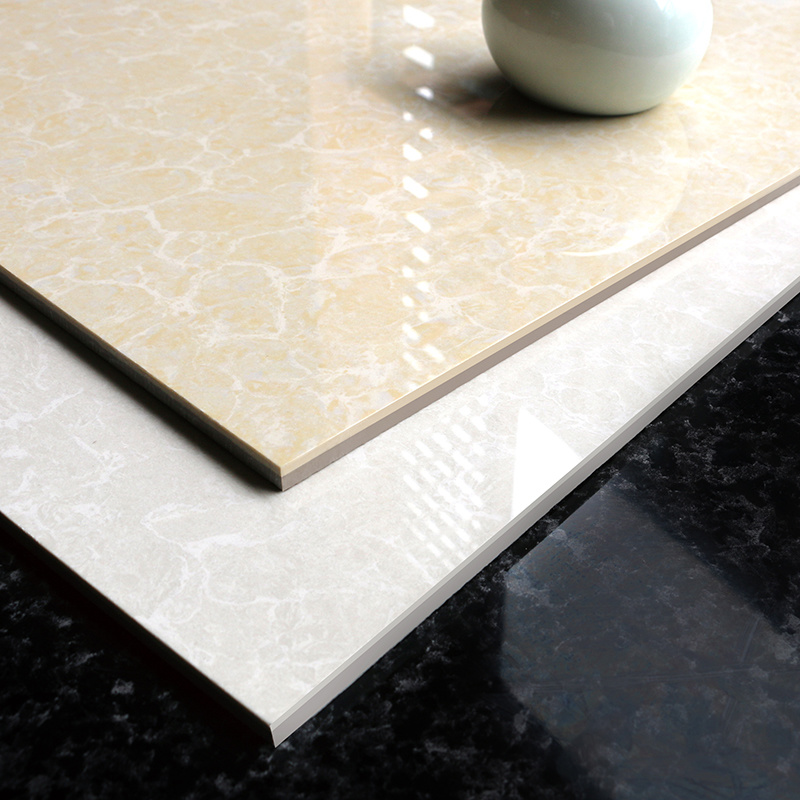 600X600mm Building Material Ceramic Floor Tile Polished Vitrified Porcelain Tile (6806)