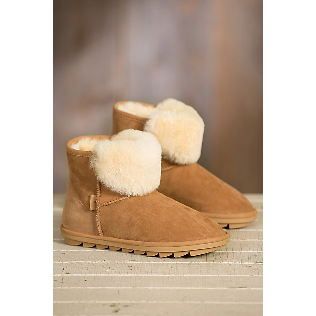 Women′s Winter Snow Sheepskin Boots