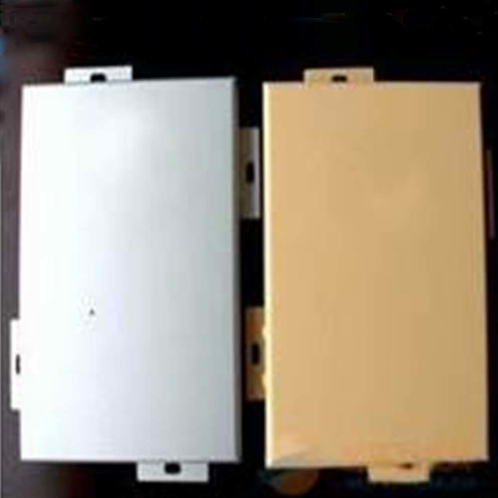 Fabricated Aluminum Decorative Panels with Fireproof Function