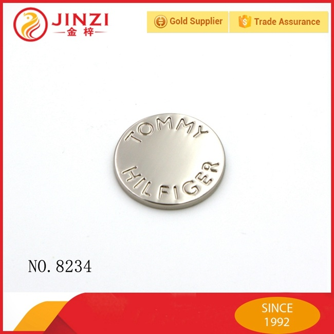 Custom Made New Fashion Metal Buttons for Coats/Jackets/Shirts