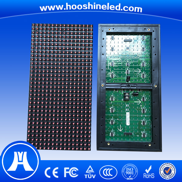 Good Uniformity P10 DIP546 Red Color LED Numeric Display