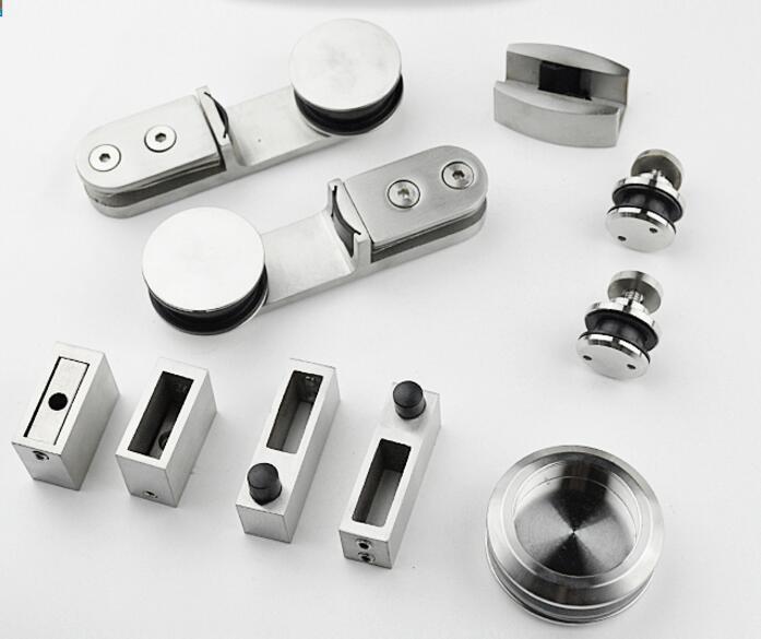 Stainless Steel Sliding Door Roller Bathroom Accessory Shower Door Fittings