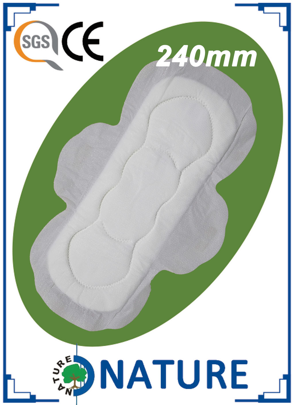 Reduce Cost Hygiene Pad Manufacturer for Low Price