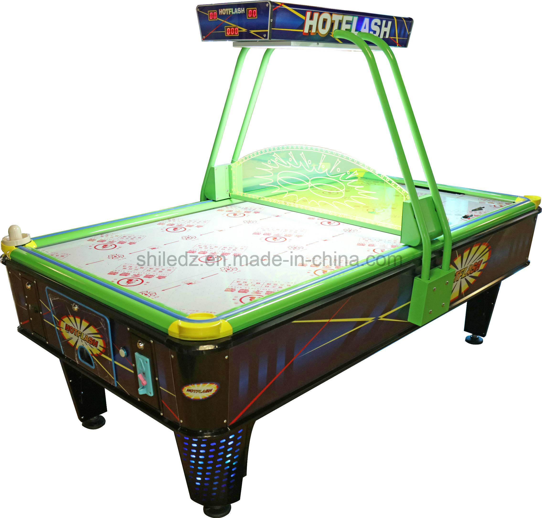 Air Hockey Table Sports Ticket Game Machine Supplier