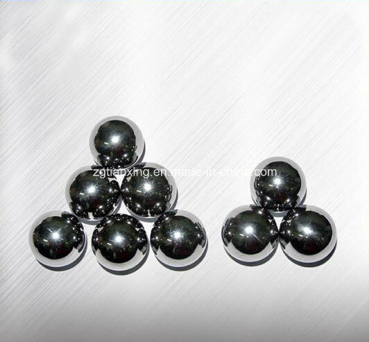 Tungsten Balls and Valves High Quality