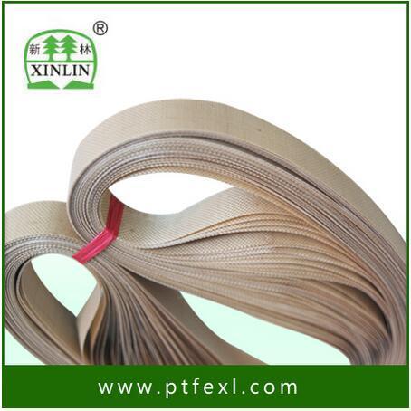 Heat Resistant PTFE Fiberglss Sealing Belt for Seamless