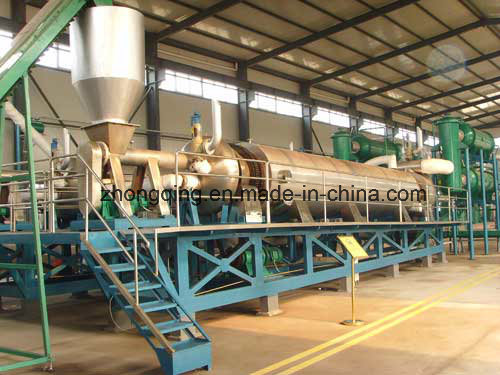 Environmentally Friendly Waste Tyre Pyrolysis Plant /Plastic to Oil /Convert Waste Tyre to Fuel Oi
