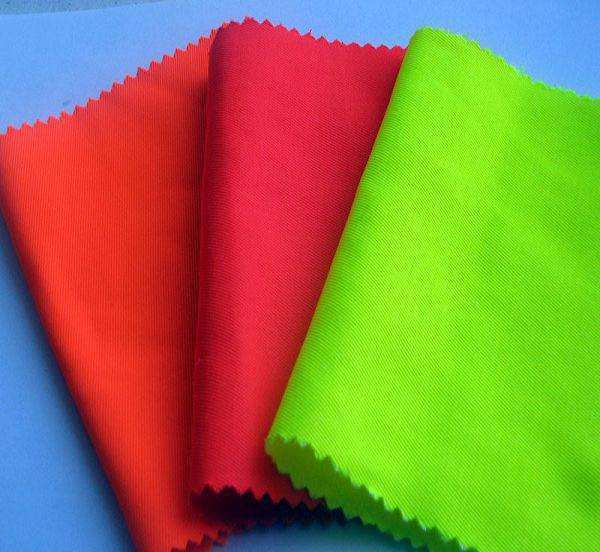 ESD Antistatic Polyester Fabric / Raw Material Antistatic Silk