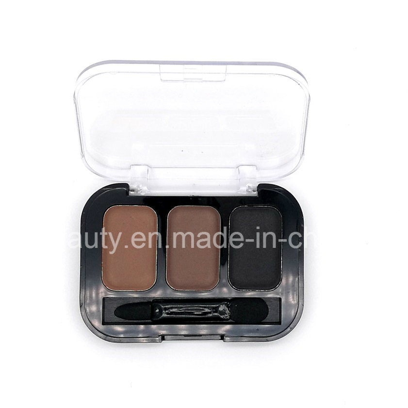 3 Color Customized Hot Sell Preminium High Quality Eyebrow Makeup Powder