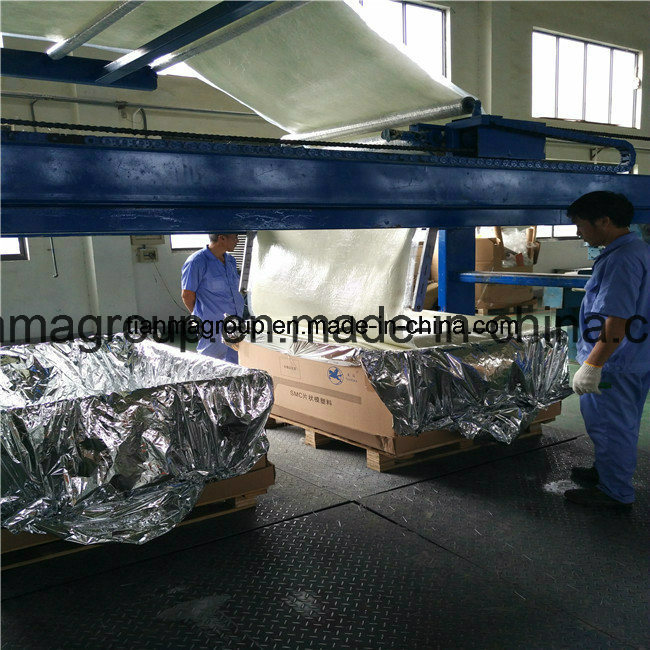 Sheet Moulding Compound SMC Sheet Ral7035 Color BMC