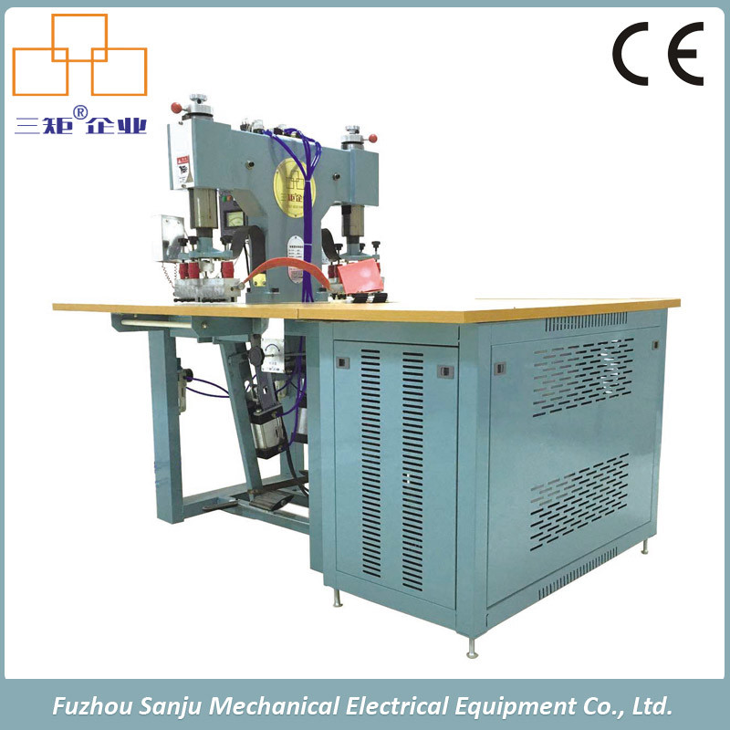 8kw High Frequency Plastic Welding Machine for Shoes Upper