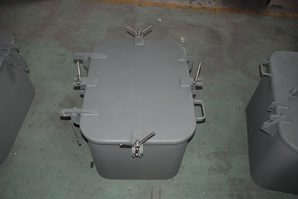 Customized CCS ABS Lr Gl High Quality Ship Watertight Hatch Cover