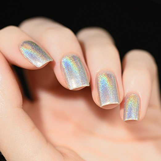 Ultra Holographic Nail Polish Custom Logo
