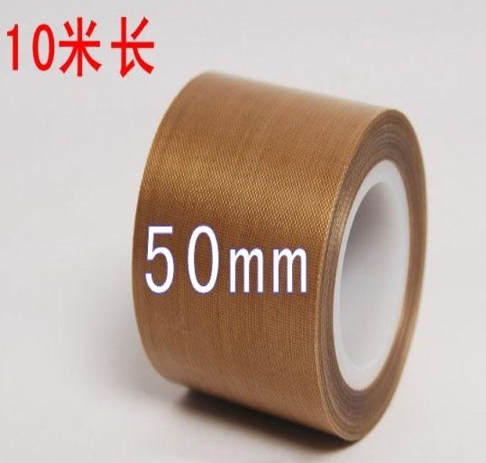 High Strength PTFE Glass Fiber Adhesive Tape