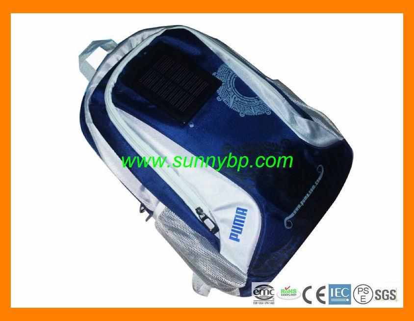 Solar Power Bag for Mobile Phone