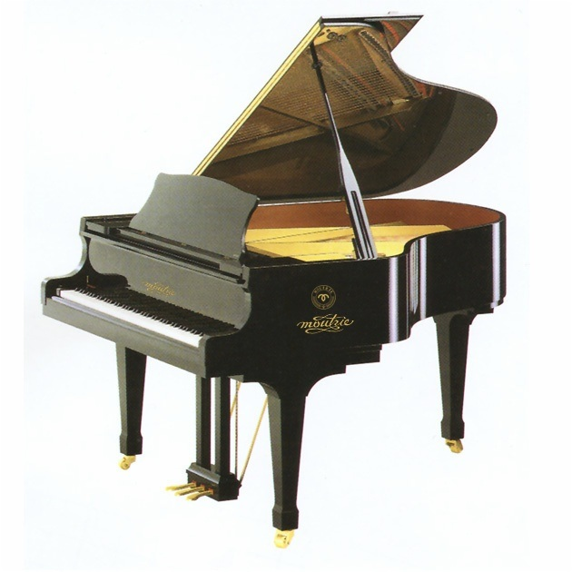 Schumann (GP-168) Black Grand Piano Self-Playing Piano