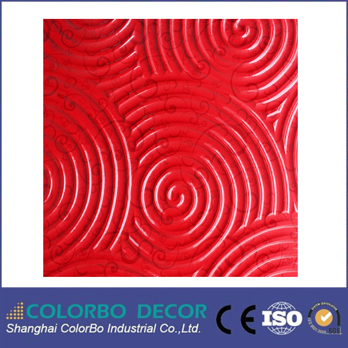 MDF 3D Wall Decorative Panels for Interior Decor