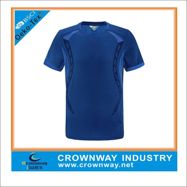 Custom Cheap Sports T Shirts Running Shirt Sublimation