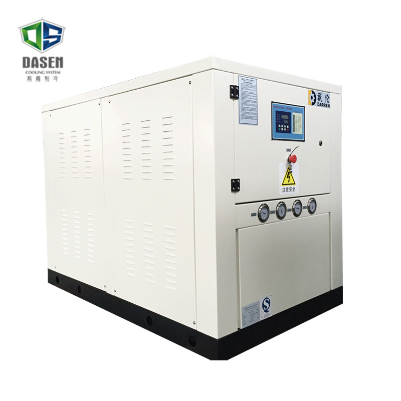 CE Water Scroll Chiller (3HP~40HP)