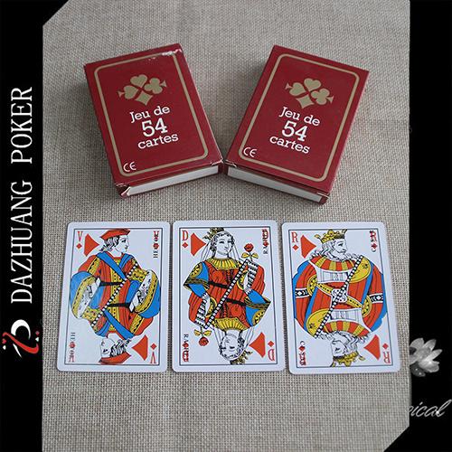 Jeu De 54 Cartes Bridge Poker Canasta
