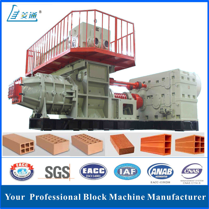 China Fully Automatic Earth Hollow Paving Clay Brick Block Burning ...