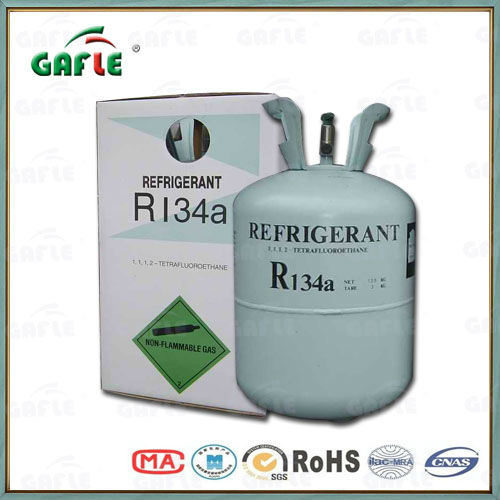 Gafle/OEM High Purity Refrigerant R134A for Refrigeration Parts
