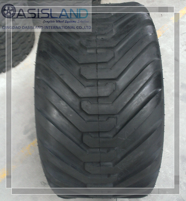 Implement Tire (400/60-15.5) for Farm Trailer and Spreader