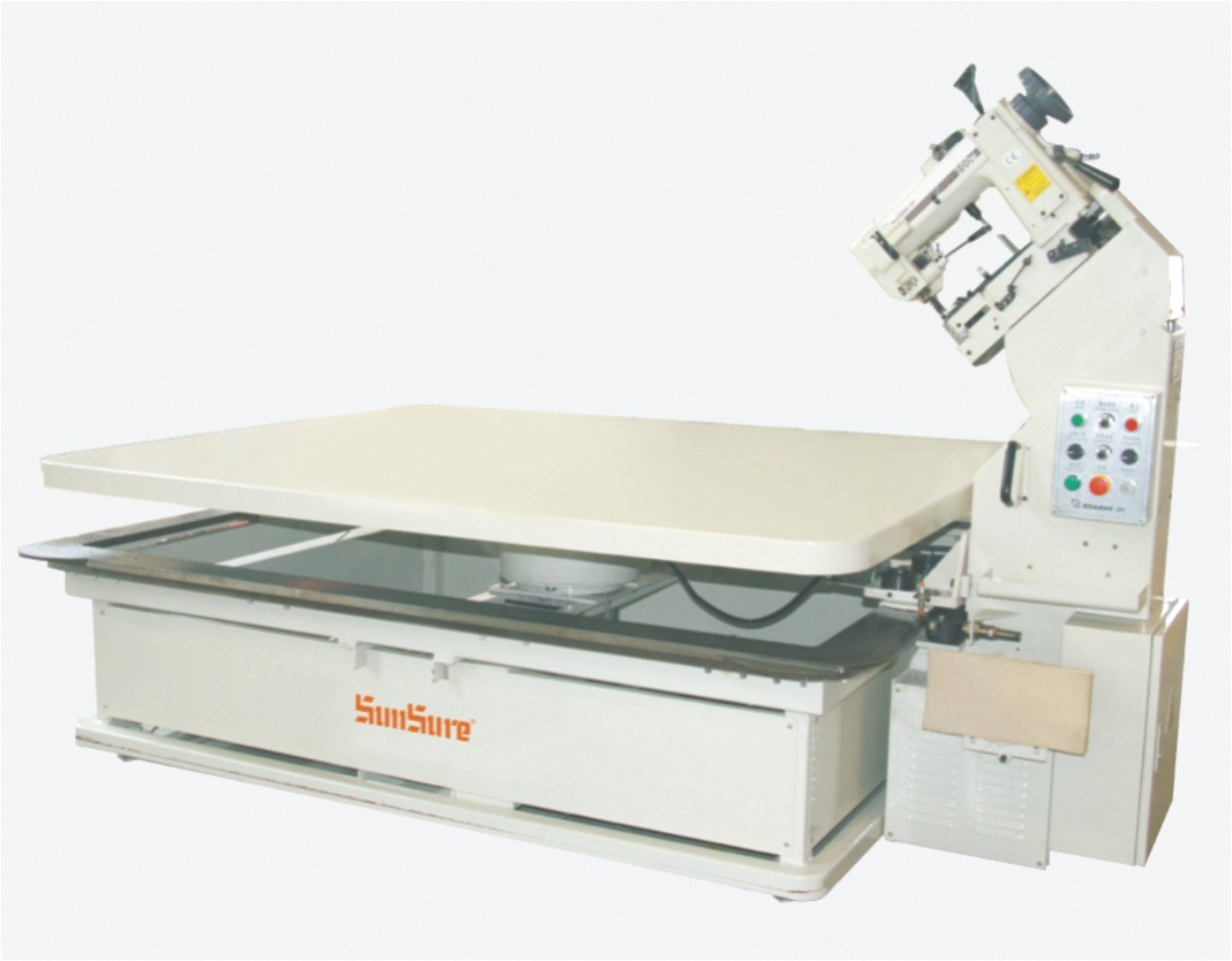 Tape Edge Machine Sewing Machine