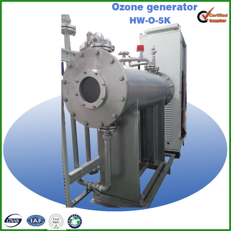5kg/H Ozone Generator for Dopt Bleaching with CE