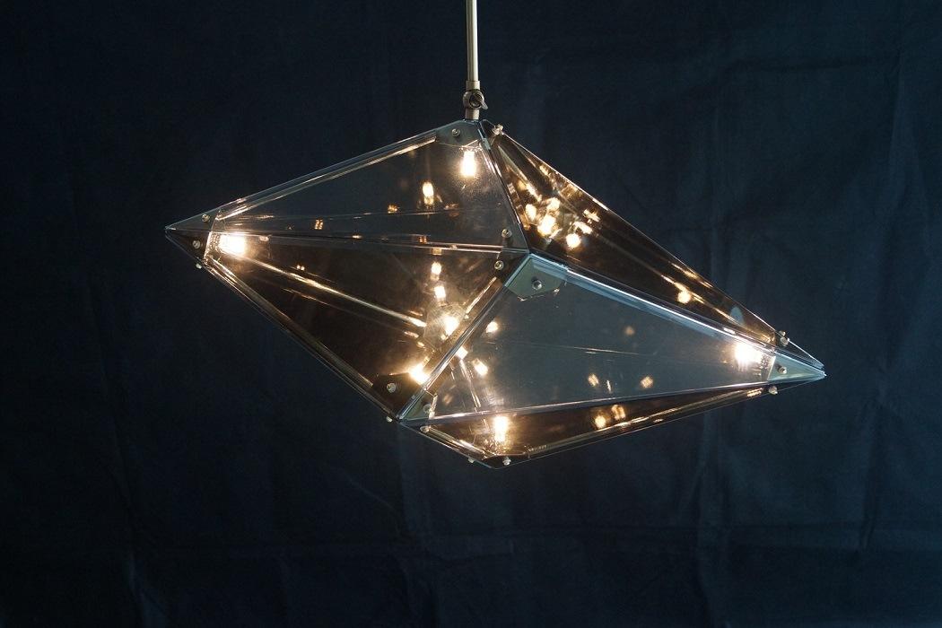Modern Glass Decorative LED Pendant Hanging Lamps (KA8122-M)