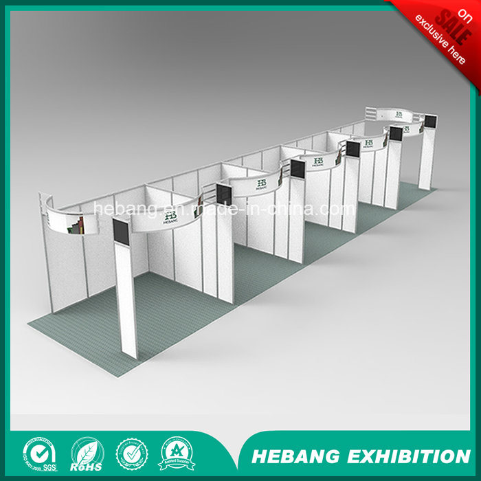 Hb-L0005 3X3 Aluminum Exhibition Booth