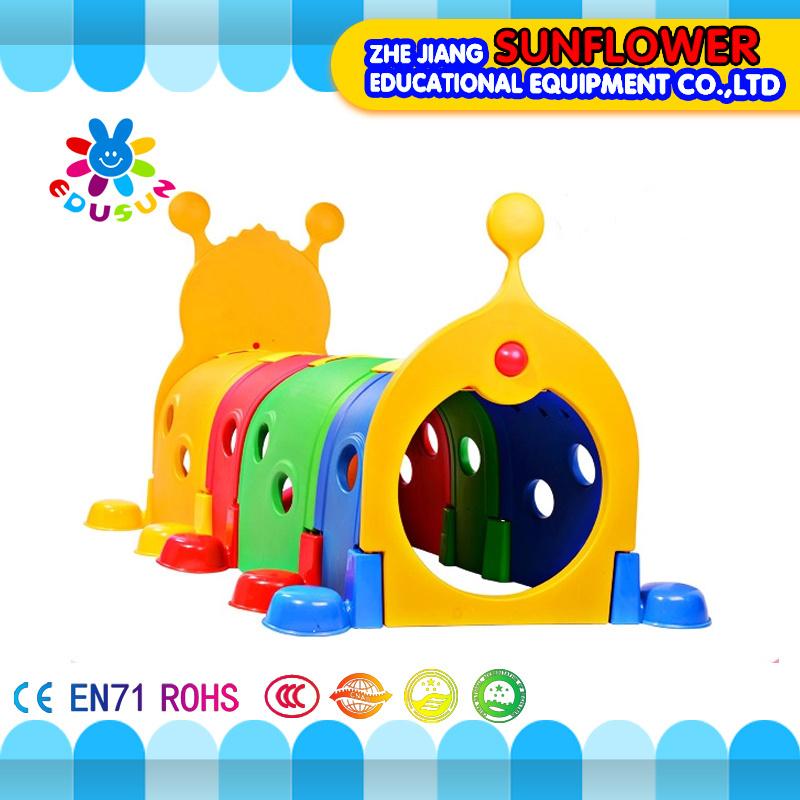 Elf Tunnel Caterpillar Drill Hole / Kids Tunnel (XYH-0173)