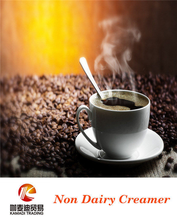Non Dairy Coffee Creamer Passed Halal & ISO with Competitive Price