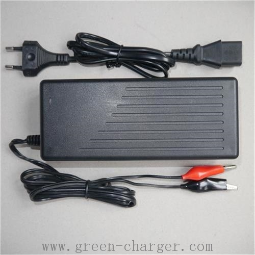 12V 5A Lead Acid Motorcycle Battery Charger