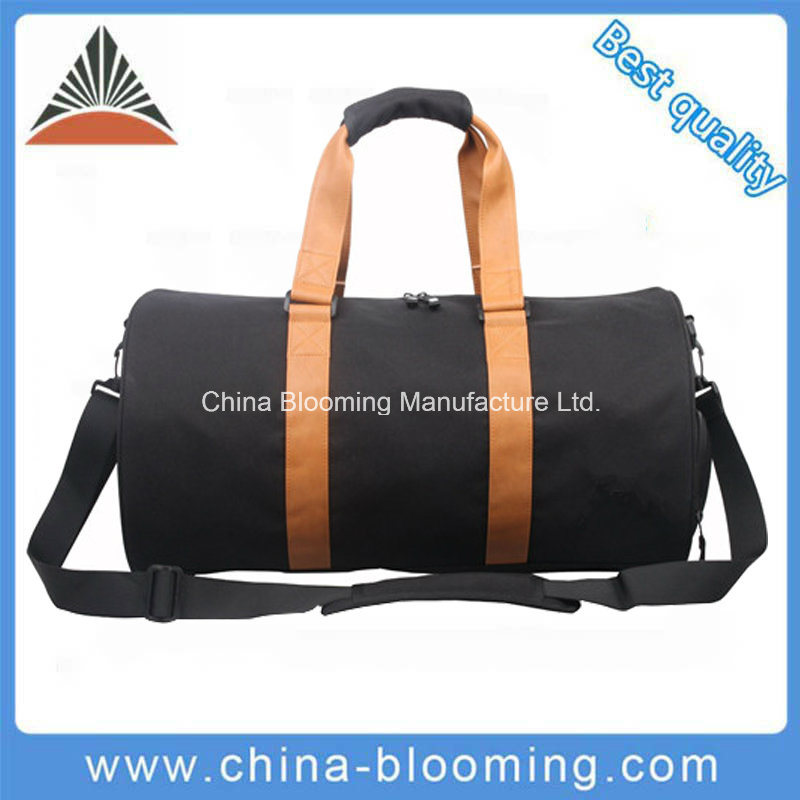 Polyester Weekend Shoe Compartment Carry Travel Duffel Sport Bag