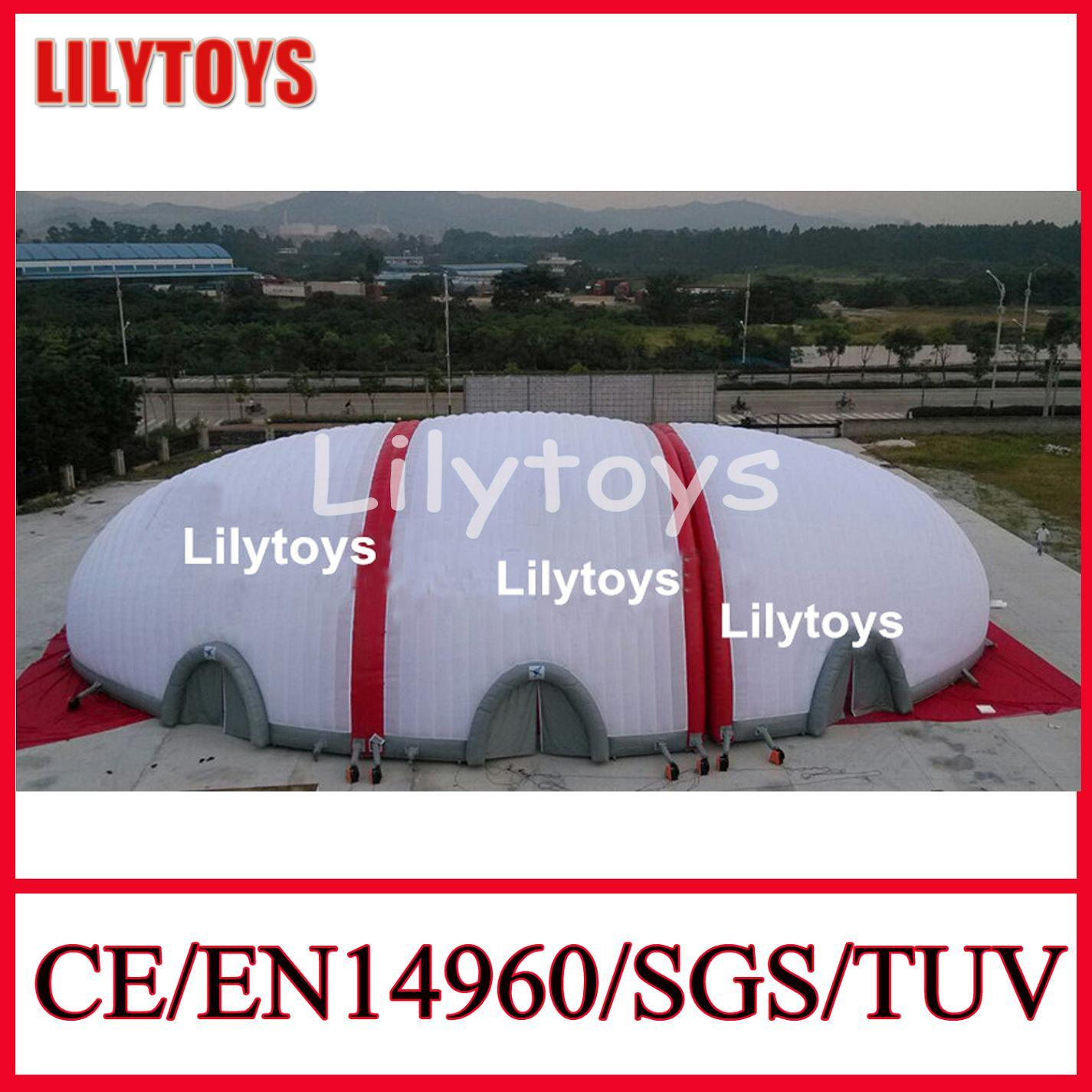Newest Human Body Design Inflatable Tunnel Inflatable Tunnel Tent Advertisement Tent (Lilytoys-New-010)