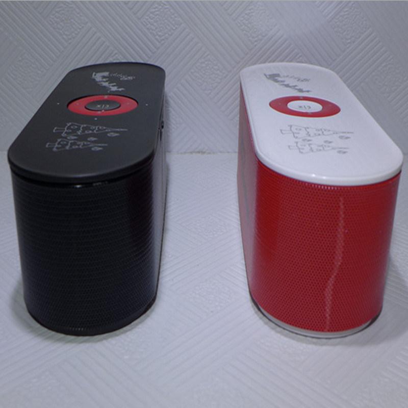 New Small Gift Bluetooth Speaker Handfree S207 Outdoor Mini Bluetooth Portable Speaker with FM Radio