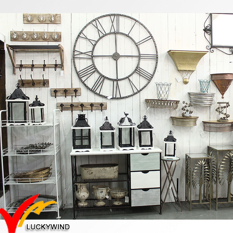 Wholesale Shabby Chic Vintage Industrial Furniture for Home and Hotel Decor