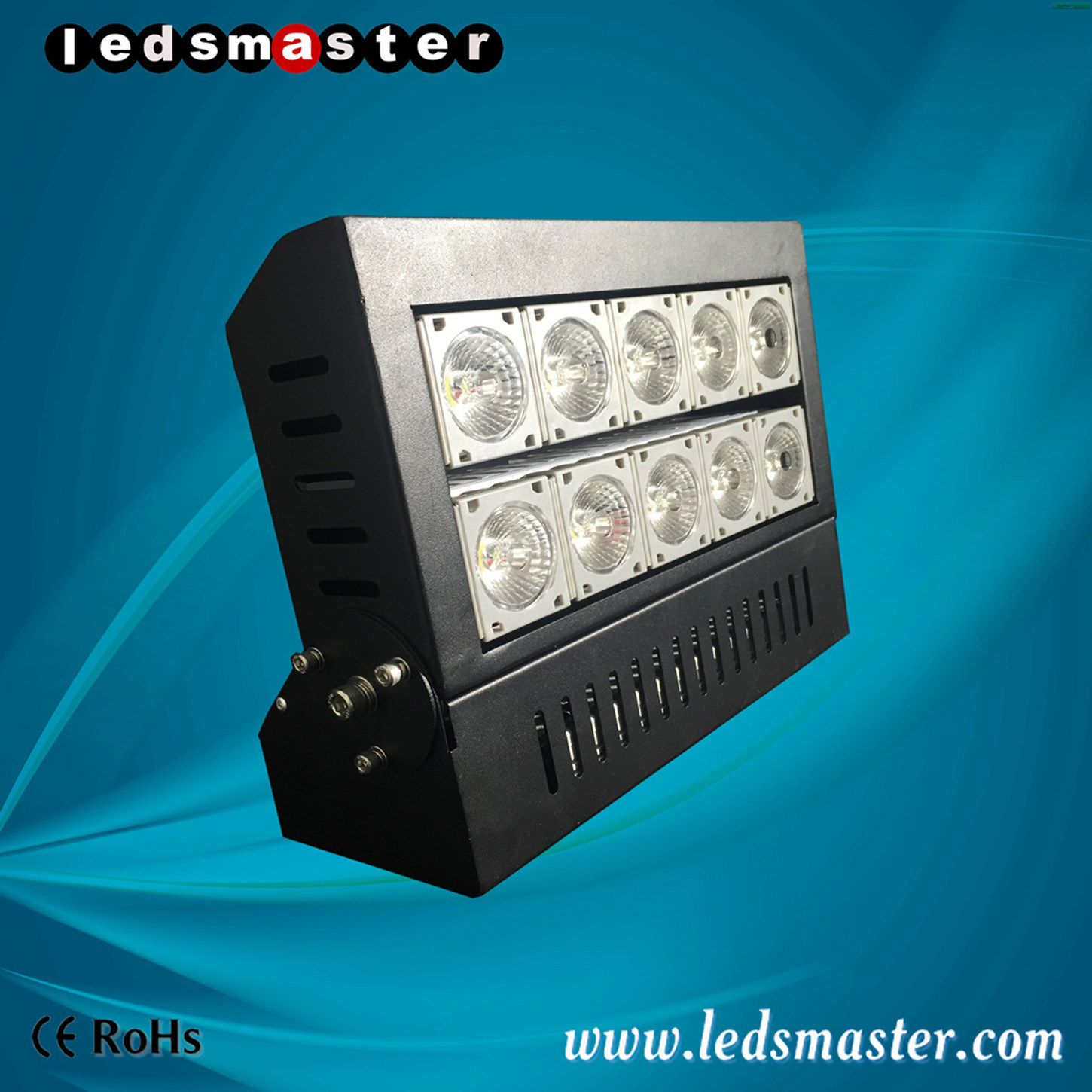 120lm/Watt High Efficiency Optics 180W LED Wall Pack Light for Outdoor Use