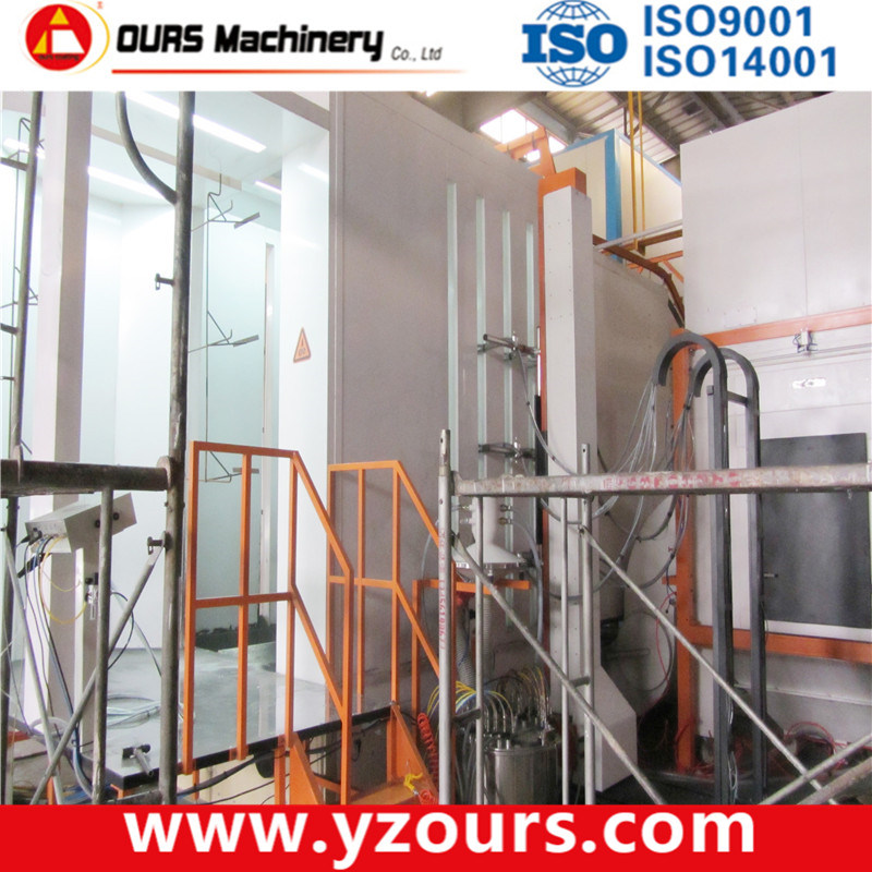 Industrial Powder Coating Machine/Painting Equipment with Automatic Conveyor System
