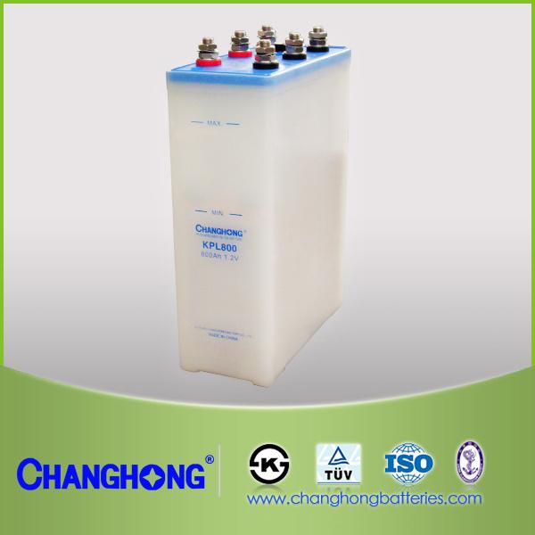 Changhong Pocket Type Nickel Cadmium Battery Gn Series (Ni-CD Battery)