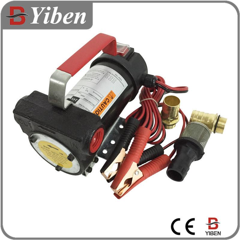 12V/24V DC Self-Priming Diesel Transfer Pump with CE Approval (YB40)