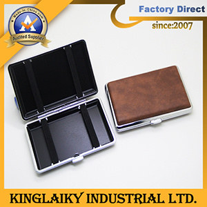 Esse Cigarette Case with Leather for Gift (CGC-001A)
