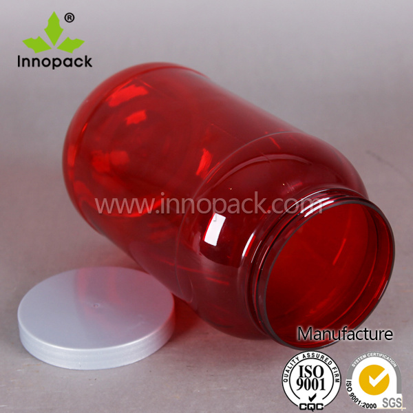 3L Food Grade Plastic Pet Bottle for Protein Packing
