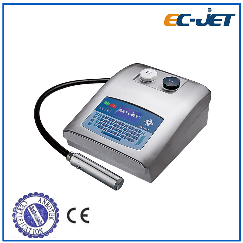 Expiry Date Small Character Printing Machine Ecjet Printer